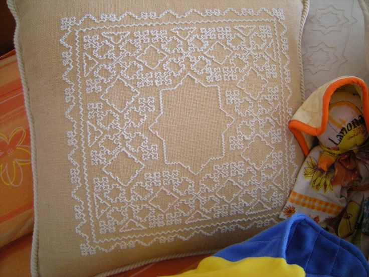 embroidery and more ...: embroidery Teulada