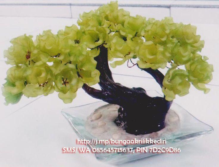 Bunga A012 - Bunga Akrilik Kediri
