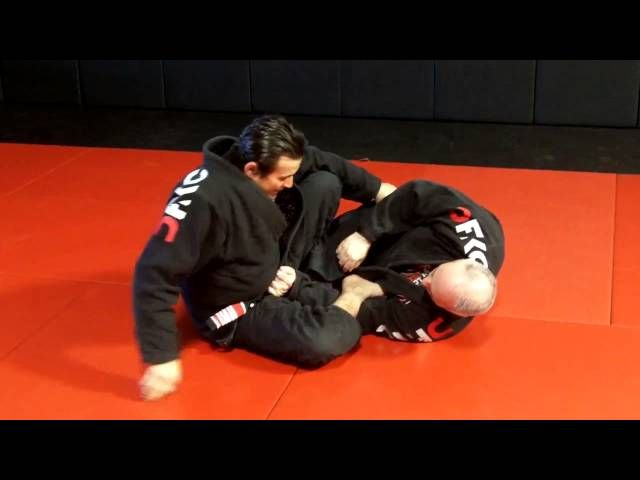 This week Master Ricardo Cavalcanti shows a De la Riva Sweep and lasso guard. Don't forget to Vote Carlson Gracie��_