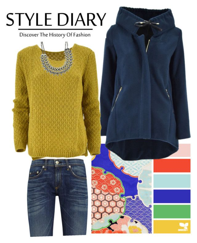 Color Seed by areachic on Polyvore featuring moda, rag & bone, women's clothing, women's fashion, women, female, woman, misses and juniors