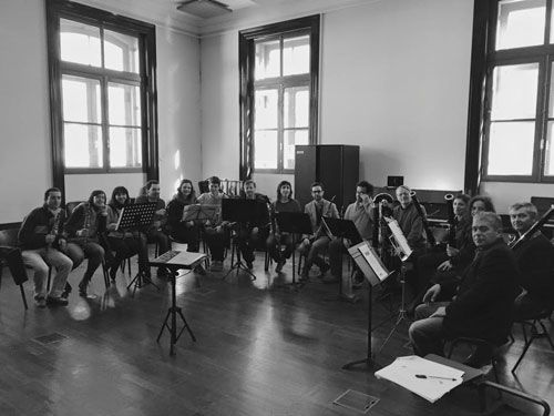 Oboé Fagote Ensemble