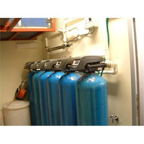 FC Series Active Carbon Systems - Water Treatment