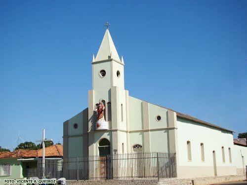 Formosa do Rio Preto (Bahia) Brasile   Formosa do Rio Preto (BA) Matriz do Sagrado Coração de Jesus