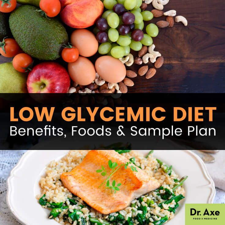 Low Glycemic Diet: Benefits Foods & Sample Plan
