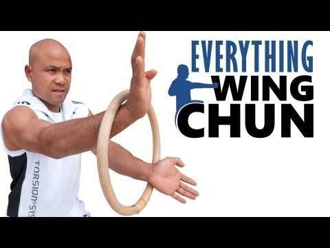 wing chun Rattan Rings - review - YouTube