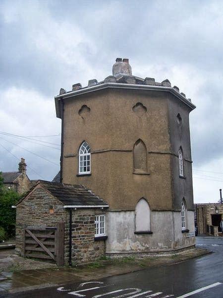 Ringinglow Roundhouse, Sheffield.
