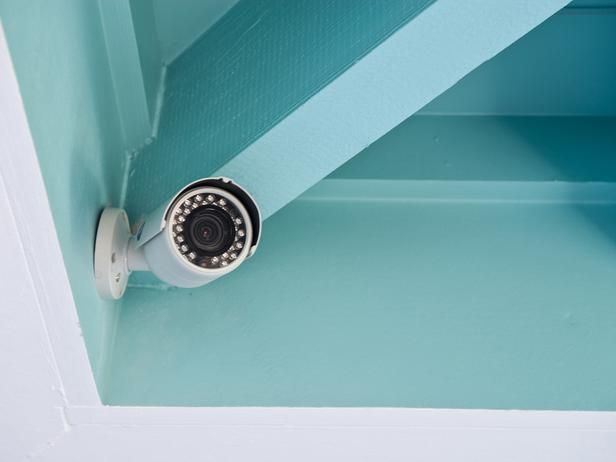 Best Places To Install Security Cameras In Your Home A1