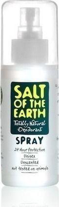Crystal Spring Salt Of The Earth Spray 100ml