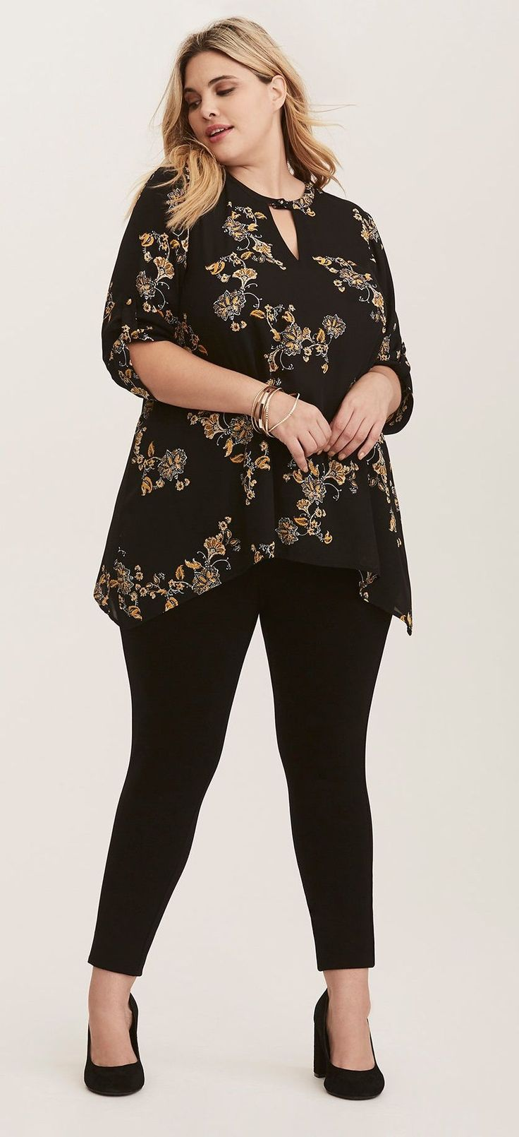 Best 25+ Plus size tops ideas on Pinterest