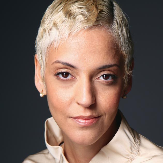 Mariza, ComIH, born Marisa dos Reis Nunes, is a popular fado singer. Mariza was born to a Portuguese father and a mother of partial African heritage.