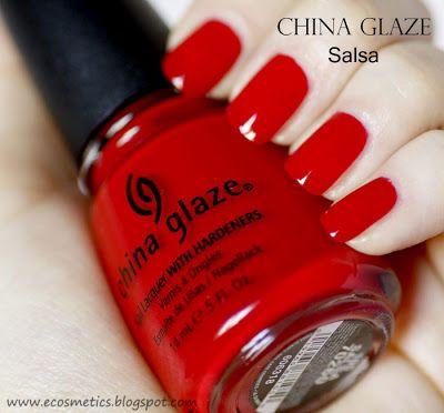 HAVE: China Glaze- Salsa