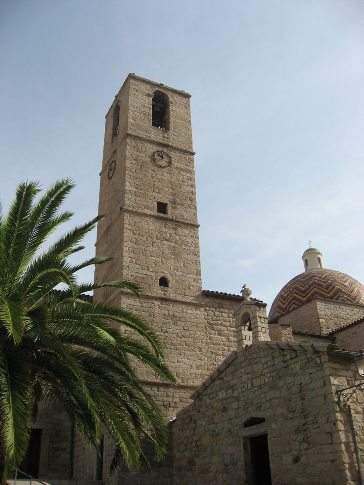 San Paolo Church - Olbia, Sardinia