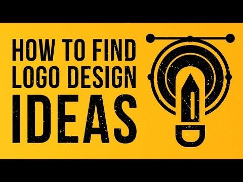 How To Find Logo Design Ideas - YouTube