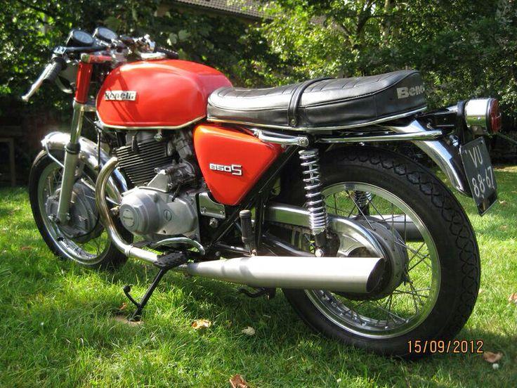 Benelli Tornado 650S 1973