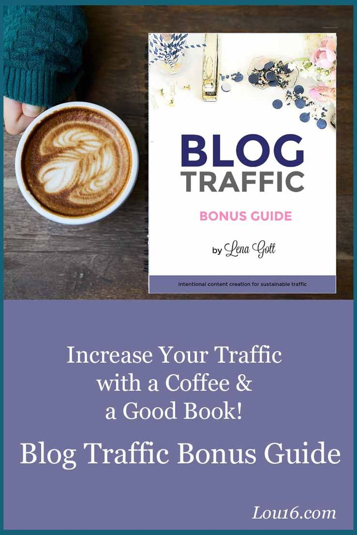 increase your traffic with the free blog traffic bonus