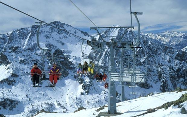 Ski Monterosa