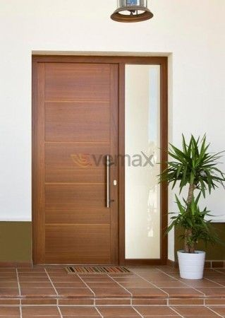 17 mejores ideas sobre puertas de aluminio modernas en for Puertas para vivienda