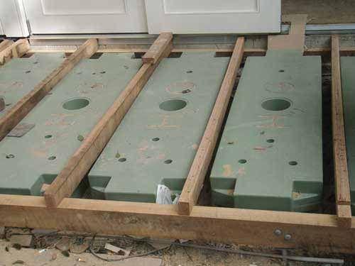 Rainwater Hog fits in discrete locations, such as under porches, decks, or even underground.
