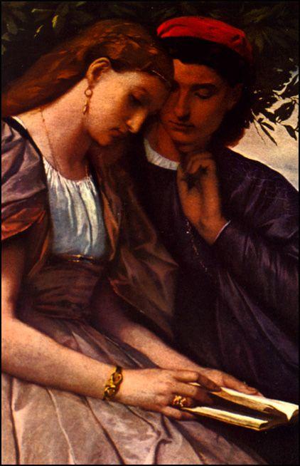 Galeotto fu il libro-La storia di Paolo e Francesca | Una finestra ...