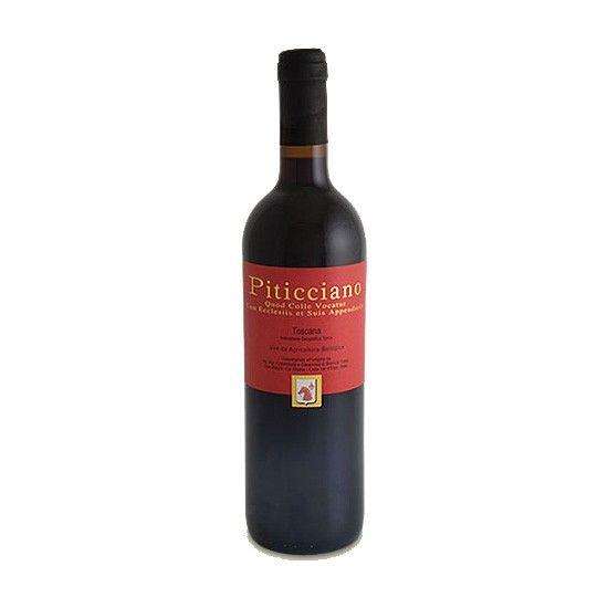 Piticciano red wine IGT www.manducanda.com