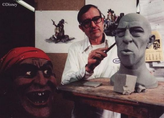 Disney Imagineer and Sculptor Blaine Gibson Passes Away at 97