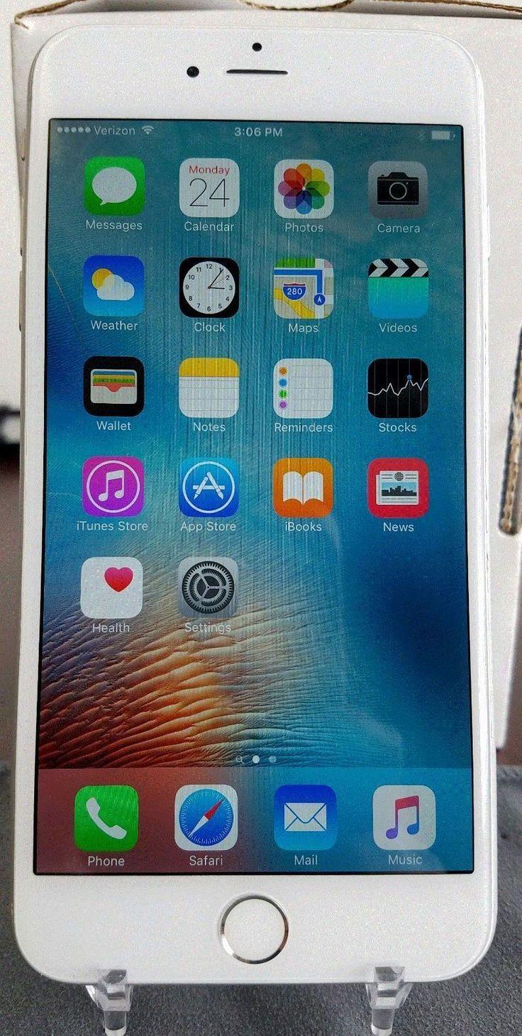 Apple iPhone 6 Plus - 16GB - Space Gray (Verizon) GSM unlocked Excellent Working #unlocked #excellent #working #verizon #gray #iphone #plus #space #apple
