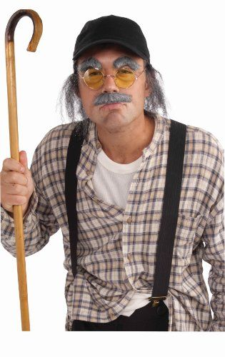 Forum Novelties Grumpy Old Man Instant Costume Kit, Gray Forum http://www.amazon.com/dp/B009DKJHNO/ref=cm_sw_r_pi_dp_Z.Zfwb1KGE8N3