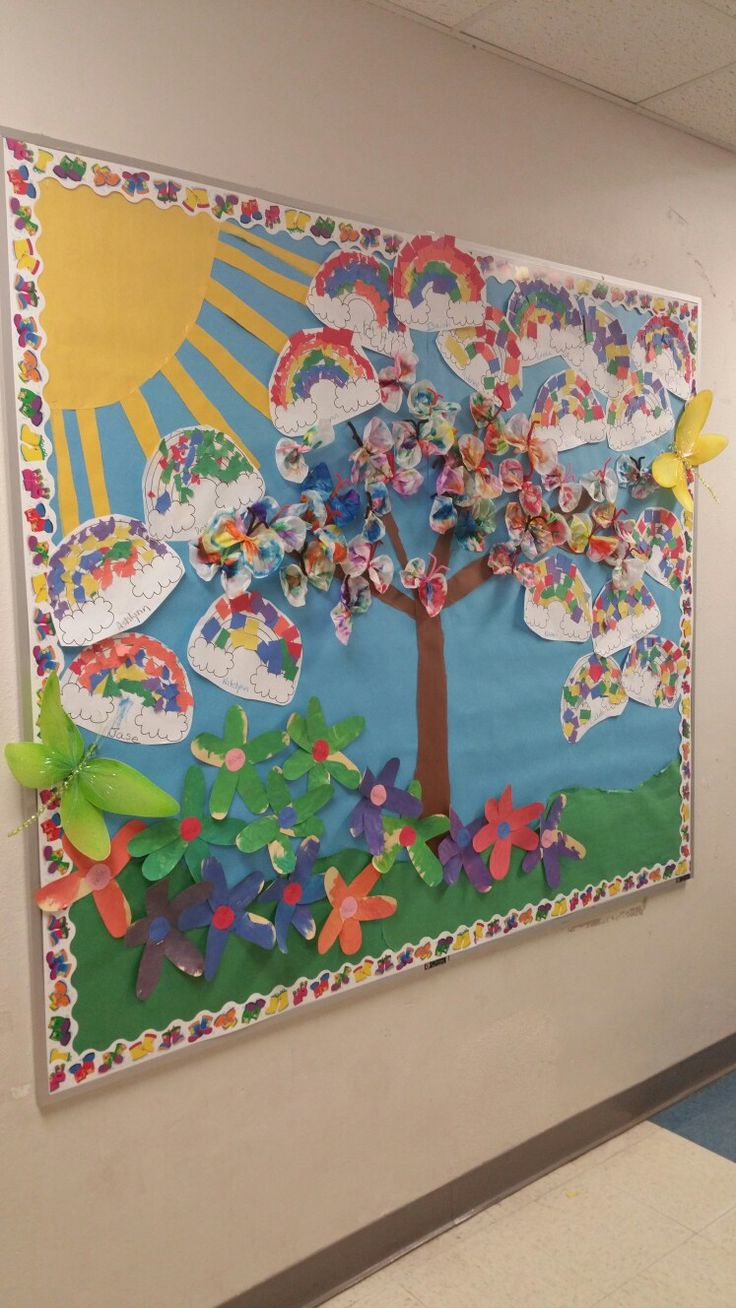 Cute Classroom Decorating Ideas ~ Best ideas about butterfly bulletin board on pinterest