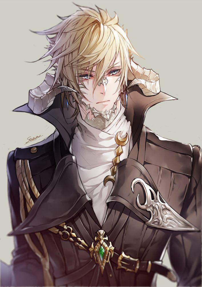 Au Ra Raen Ffxiv Au Fantasy Ffxiv Ra Raen Final Fantasy Artwork Anime Fantasy Anime Demon