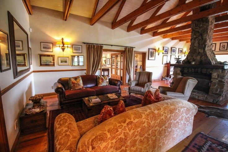 The comfortable lounge at Dune Ridge Country House #StFrancisBay #Eastern Cape #SouthAfrica www.duneridgestfrancis.co.za