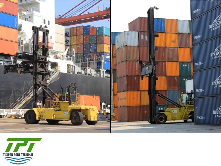 TUXPAN PORT TERMINAL. The transportation of goods in containers has been one of the growth's tools for foreign trade, in such a way that different kinds of containers have evolved along with the development of markets. Tuxpan Port Terminal will offer the most specialized and efficient service in the handling of containers, vehicles and general cargo to all shipping lines using the route of the Gulf of Mexico. #tpt #thebestportterminalinmexico