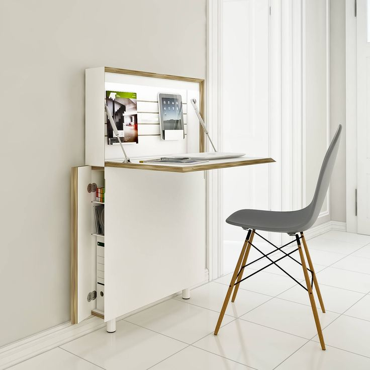 flatmate Sekretär: Modern Arbeitszimmer von studio michael hilgers: Der Designerfinder.
