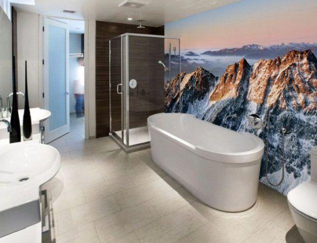 10 Amazing Ideas For 3D Liquid Bathroom Designs - Top Inspirations