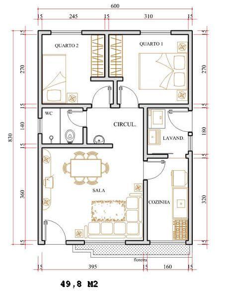 218 best Floor Plans images on Pinterest Small houses, Little