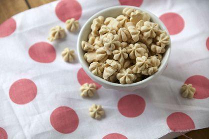 Healthy Peanut Butter Frozen Yogurt Drops
