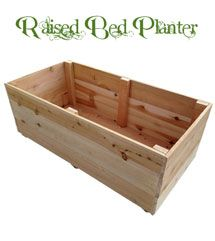 Living Green Planters – Portable Elevated Planter Box – Design Two
