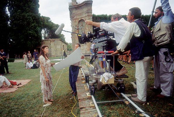The Chianti Classico film itinerary