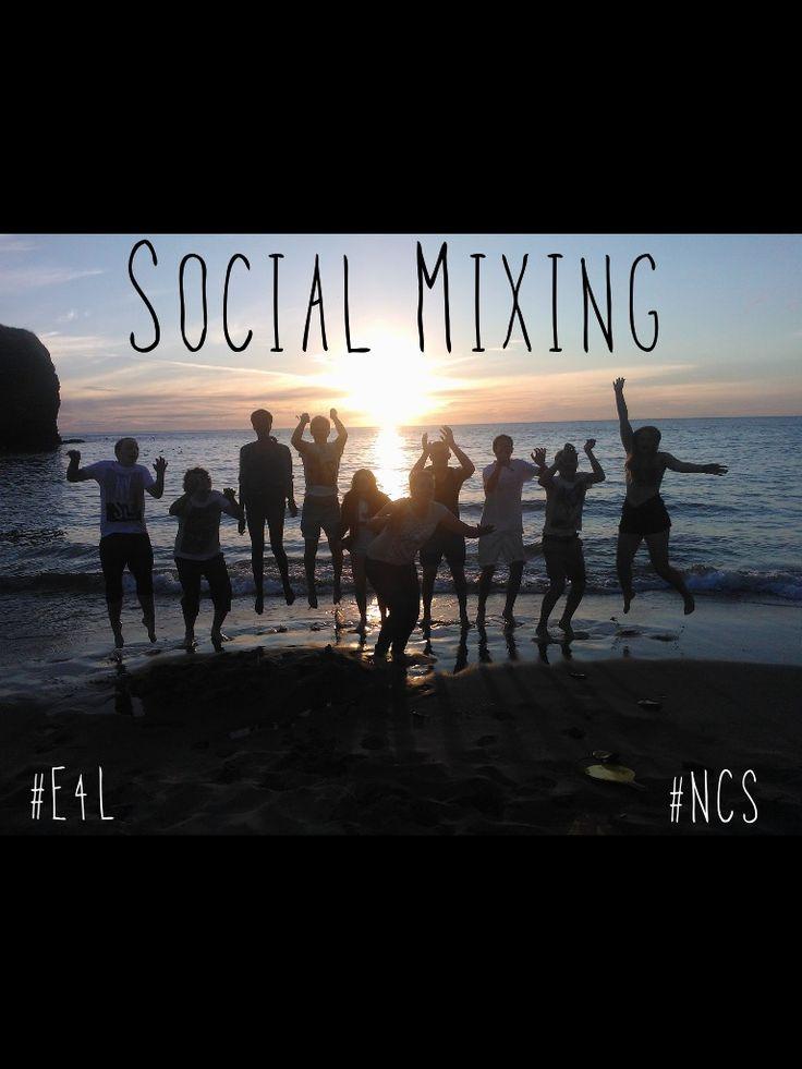 Social mixing