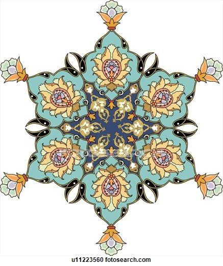 Arabesque Designs (page 6) - stock illustration clip art. Buy ro | 20 фотографий ✖️More Pins Like This One At FOSTERGINGER @ Pinterest✖️