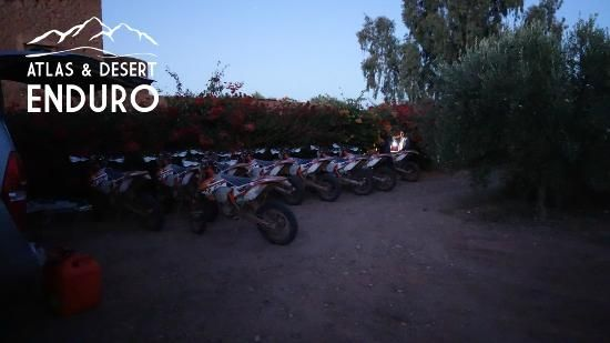 Atlas & Desert Enduro, Marrakech Picture: parc moto KTM 450 exc 2015 factory edition - Check out TripAdvisor members' 50,012 candid photos and videos of Atlas & Desert Enduro