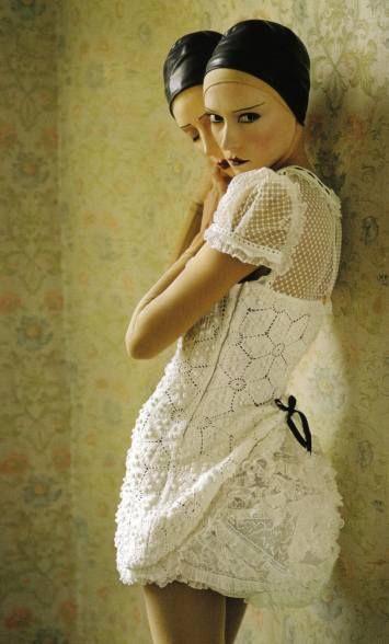 Vogue Italia -Feb 09