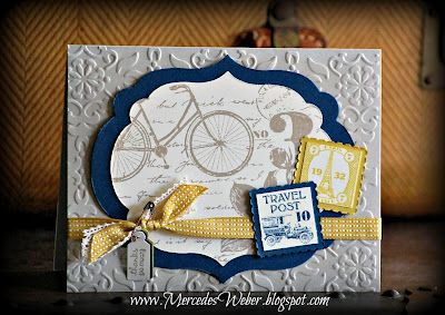 Creations by Mercedes: Postage DuePostage Collection, Cards Ideas, Birthday Cards, Cards Masculine, Cards Papercraft, Cards Postage, Su Postage, Paper Crafts, Postage Stamps