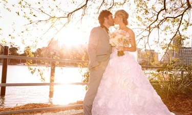 love the idea of some sunshine on our wedding. Photo taken at Riverlife in Kangaroo Point on the Brisbane River