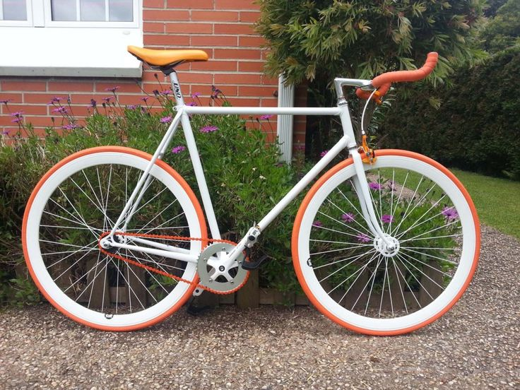 fixie pedales