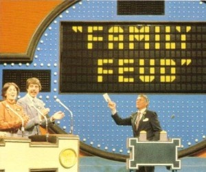 The original Family Feud game show 1980's with Richard Dawson --- #memories
