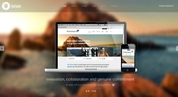 CSS Gallery | cssCow - Humaan - Design, websites and digital solutions...