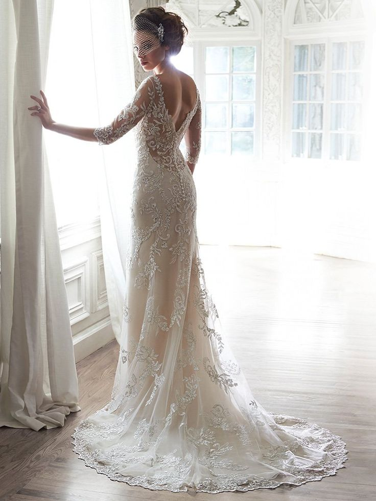 90 best Maggie Sottero images on Pinterest | Wedding frocks, Short ...