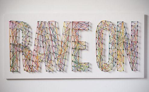 credit: ManMadeDIY [http://manmadediy.com/chris/posts/1292-how-to-make-typographic-string-art]