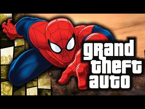 GTA 4: Spiderman in GTA! - (Web Swinging Powers Funny Moments w/ Mods) - http://positivelifemagazine.com/gta-4-spiderman-in-gta-web-swinging-powers-funny-moments-w-mods/