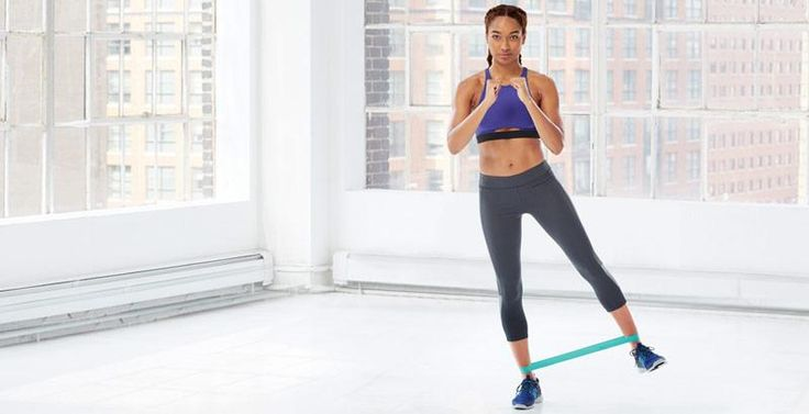 8 Total-Body Moves To Kick Your Ass - SELF